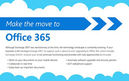 Make the Move to Office 365