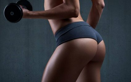 3 Step Blueprint to Building your Booty!