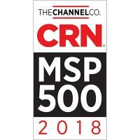 DCG Scores Place on the Pioneer 250 of CRN's 2018 Managed Service Provider 500 List