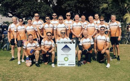 Cyclists Roll Down the Coast to Raise Funds for MS