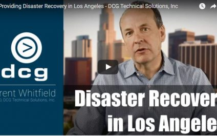 DCG Technical Solutions and StorageCraft Work Together on Disaster Recovery