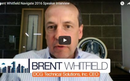 "Brent Whitfield Featured Speaker at Continuum's ""Navigate 2016"""