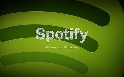 It's Free – Spotify is Music's Hot Spot