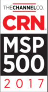 DCG Secures Spot on CRN 2017 Managed Service Provider 500 List