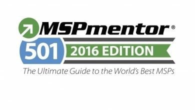 DCG Technical Solutions Rated #8 Among Top 100 Small Business MSPs