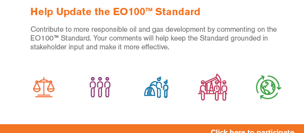 How Can We Make Oil and Gas More Responsible? We Need Your Input