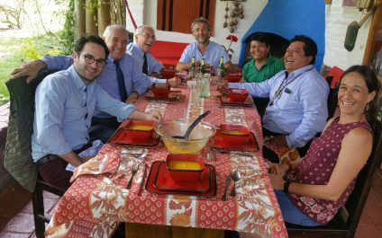 Getting Back to Our Roots: EO's David Poritz and Paul Sorensen Visit Ecuador