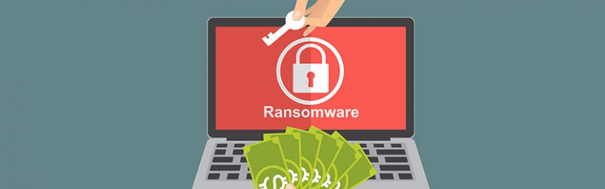 Does the thought of ransomware make you WannaCry?