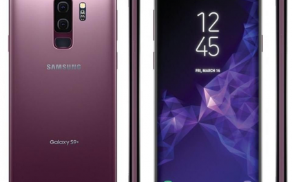 The Samsung Galaxy S9 is here!