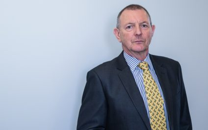 Bio: Paul Turnbull – Director of Security Services
