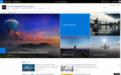 New features keep coming to Office 365