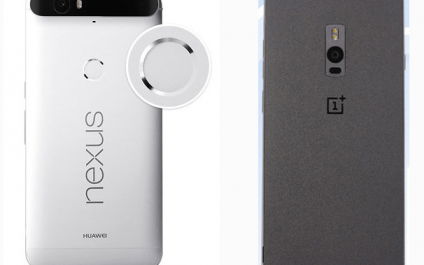 Specs: Nexus 6P vs OnePlus 2