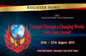 What came out of this year's QPS Fraud & Cyber-Crime Symposium?