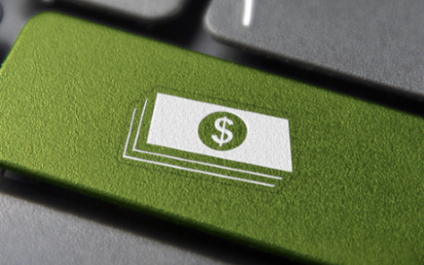 Is money green and made of paper or is it virtual at the end of a keyboard?