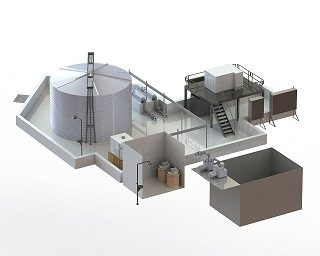 Brewery Waste Water Treatment