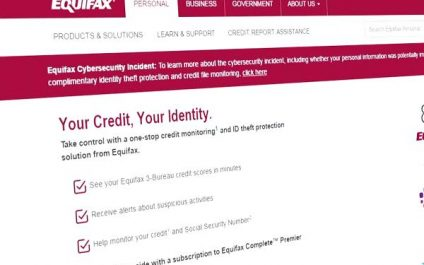 Beware of Phishing Emails Stemming from the Equifax Breach
