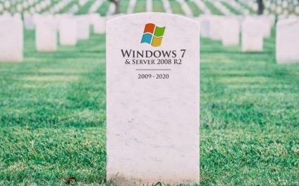 Retirement of Windows 7 and Server 2008 R2