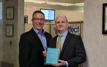 NetEffect Honored at 2017 Business Excellence Awards