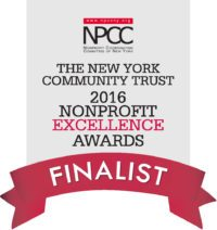The Finalists for the 2016 New York Community Trust Nonprofit Excellence Awards are…