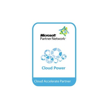 Microsoft Partner Network Cloud Accelerate Partner