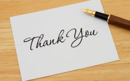 IT Consulting San Francisco Business Advice: Don't Forget to Send Thank You Cards!