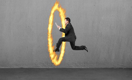 We Will Jump Through Fiery Hoops for Our IT Services Clients in San Francisco?