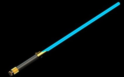 Shiny New Gadget Of The Month: Resist The Dark Side With A Custom Lightsaber