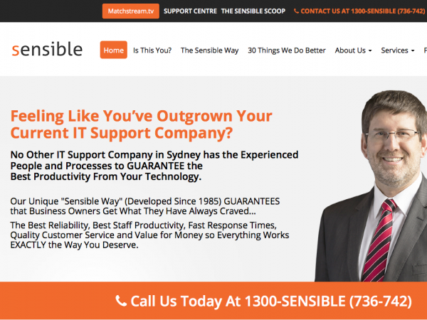 Sensible Business Solutions