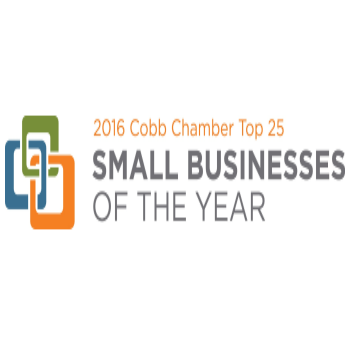 Cobb Chamber Top 25 Small Business of the Year