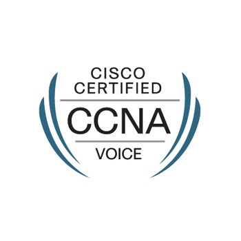 Cisco CCNA Voice Certified