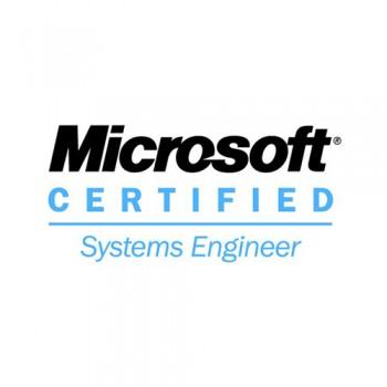 Microsoft MCSE Certified