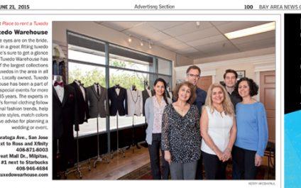 Tuxedo Wearhouse – Voted Best Tuxedo Rental Shop in the Bay Area