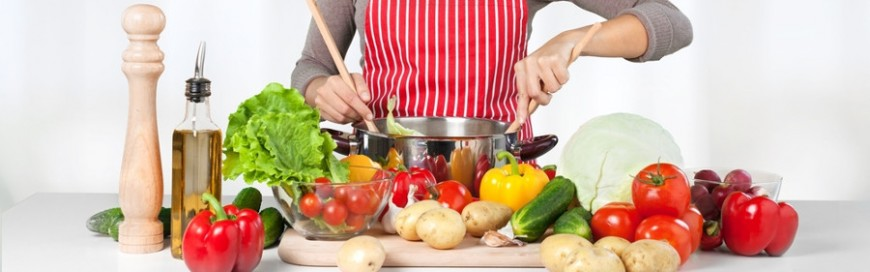 6 healthy cooking tips for weight loss