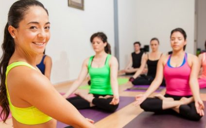 Why you should practice yoga at a studio