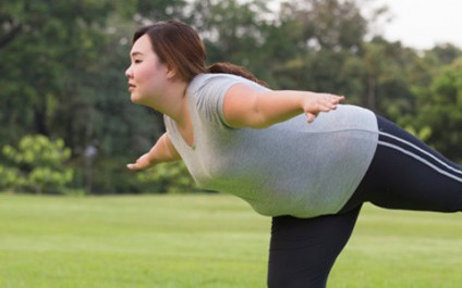 Yoga tips for plus-size bodies
