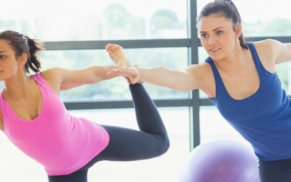 How to perfect your yoga balance