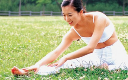 How to yoga yourself to a younger you