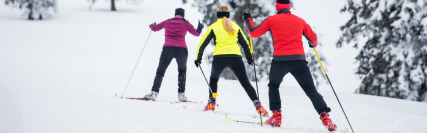 Stay active in the cold weather
