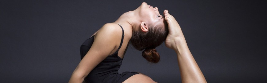 Pose for sport: welcome to competitive yoga