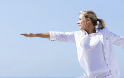 New study reveals yoga helps with arthritis