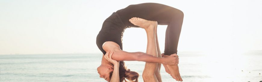 3 tips for your first partner yoga class