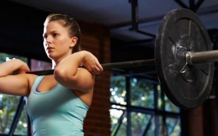 Barbell basics for women