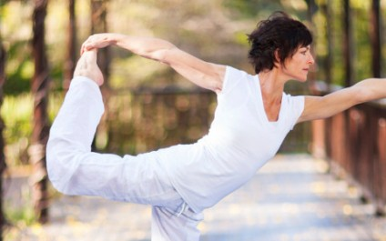 How yoga can help you age gracefully