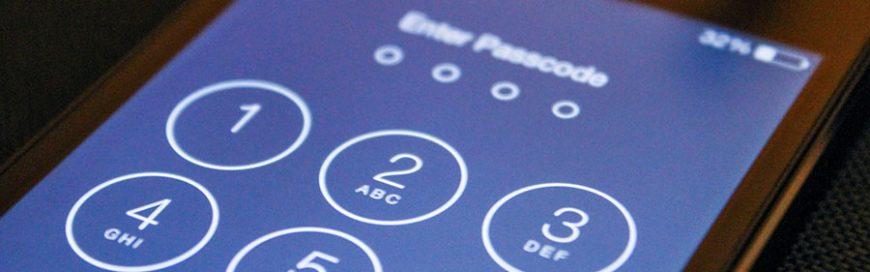 The importance of strong iPhone passcodes