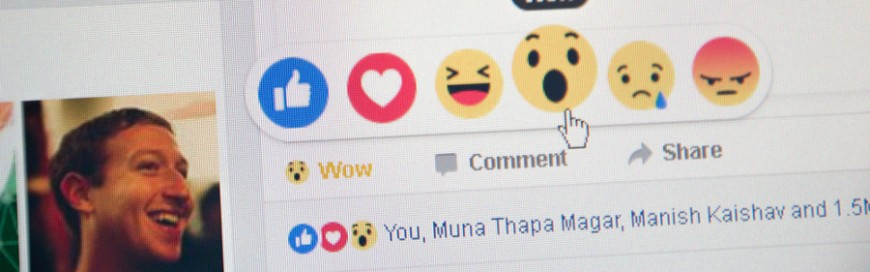 Get the most out of Facebook reactions