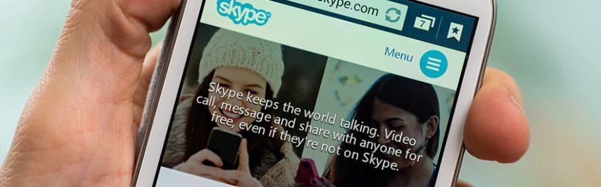 Skype launches new communication hub