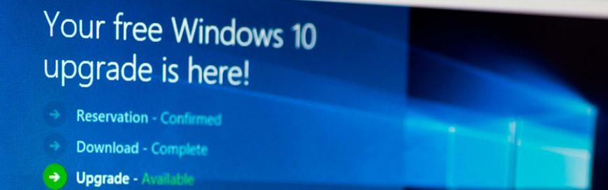 Windows 10: user complaints addressed