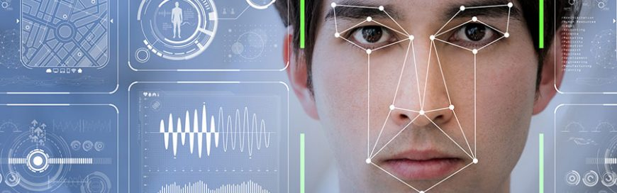 Facial recognition technology in Windows 10