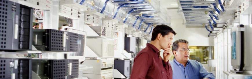 Save energy and expense in your data center