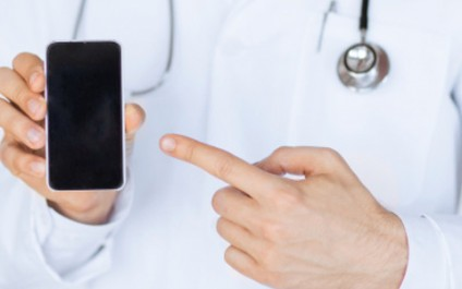 iPhone gadgets for quicker health care